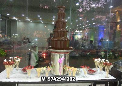 Chocolate Fountain Bengaluru